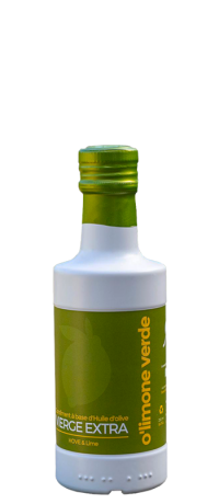 O'limone verde huile d'olive aromatisée