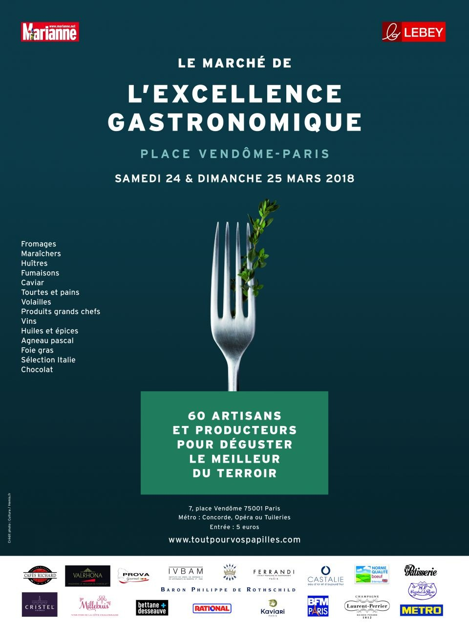 L'excellence Gastronomique à Paris !